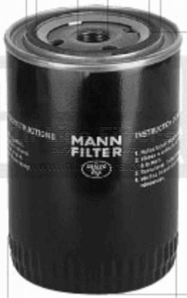 FMH-W11102-15 FILTER-Lube(Brand Specific-Mann W11102/15) - Click Image to Close