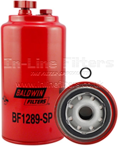 FBW-BF1289SP FILTER-Fuel(Baldwin BF1289-SP, SF Filter SK31762, Wix SF10000) - Click Image to Close