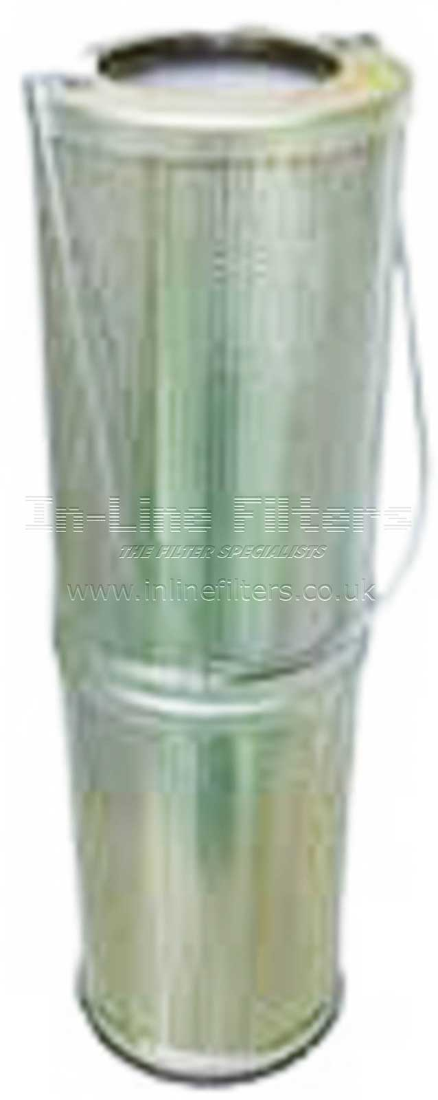 FFG-HF35346 FILTER-Hydraulic(Brand Specific-Fleetguard HF35346) - Click Image to Close