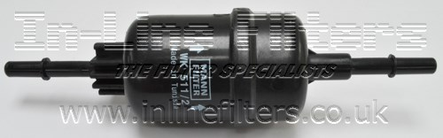 FIN-FF30770 FILTER-Fuel(Mann WK511/2, Fram G9292) - Click Image to Close