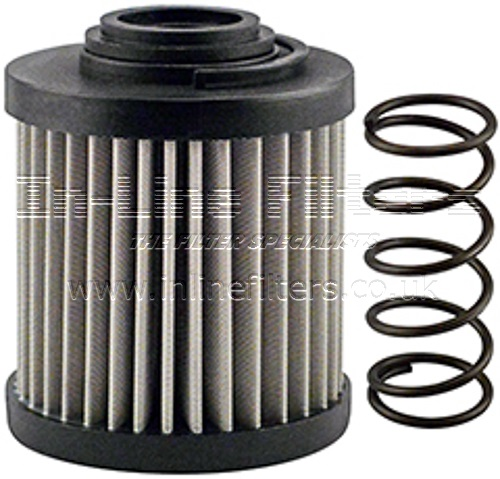 FIN-FH50252 FILTER-Hyd(Baldwin PT23017, Fleetguard HF28866) - Click Image to Close