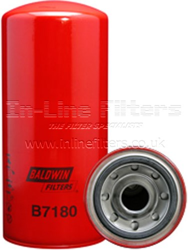 FIN-FL70054 FILTER-Lube(Mann WD13145/4, Fleetguard LF16245, Baldwin B7180) - Click Image to Close