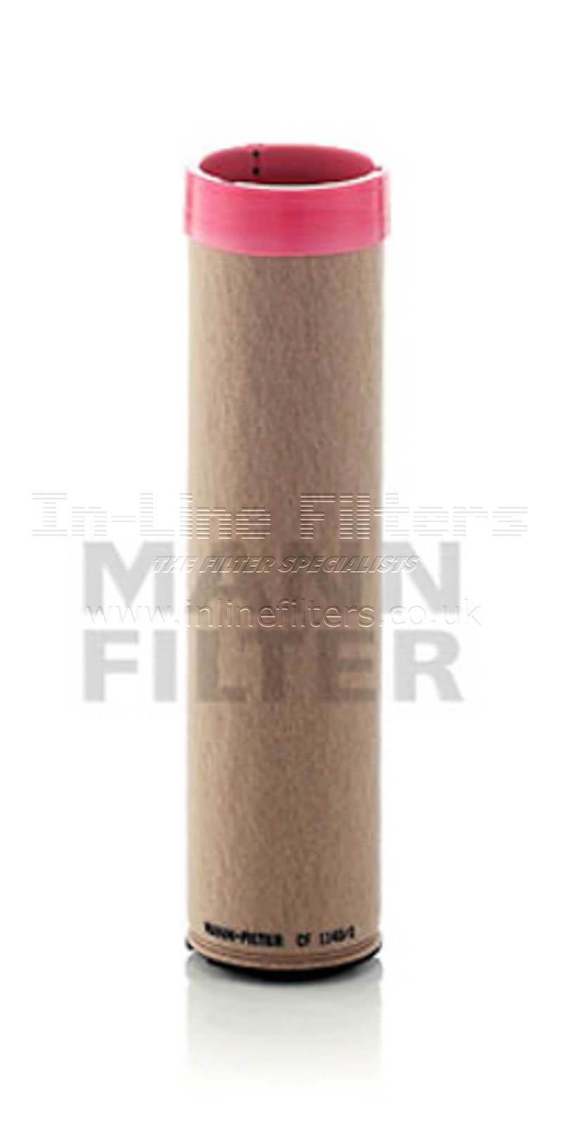 FMH-CF1140-2 FILTER-Air Inner(Brand Specific-Mann CF1140/2) - Click Image to Close