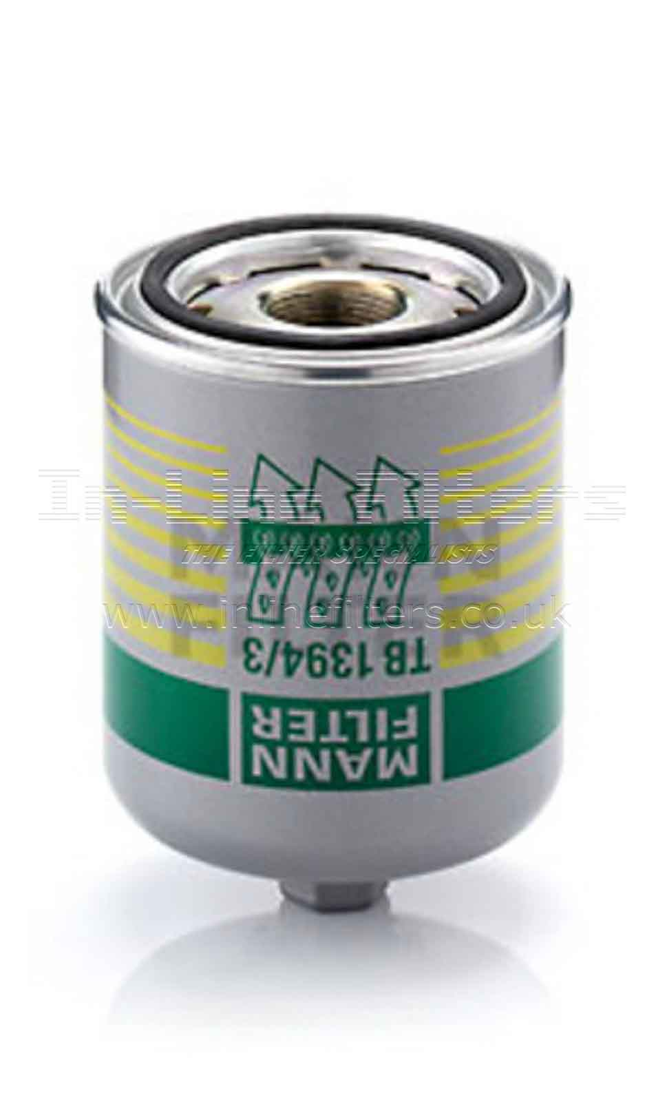 FMH-TB1394-3X FILTER-Air Compressed(Brand Specific-Mann TB1394/3X) - Click Image to Close