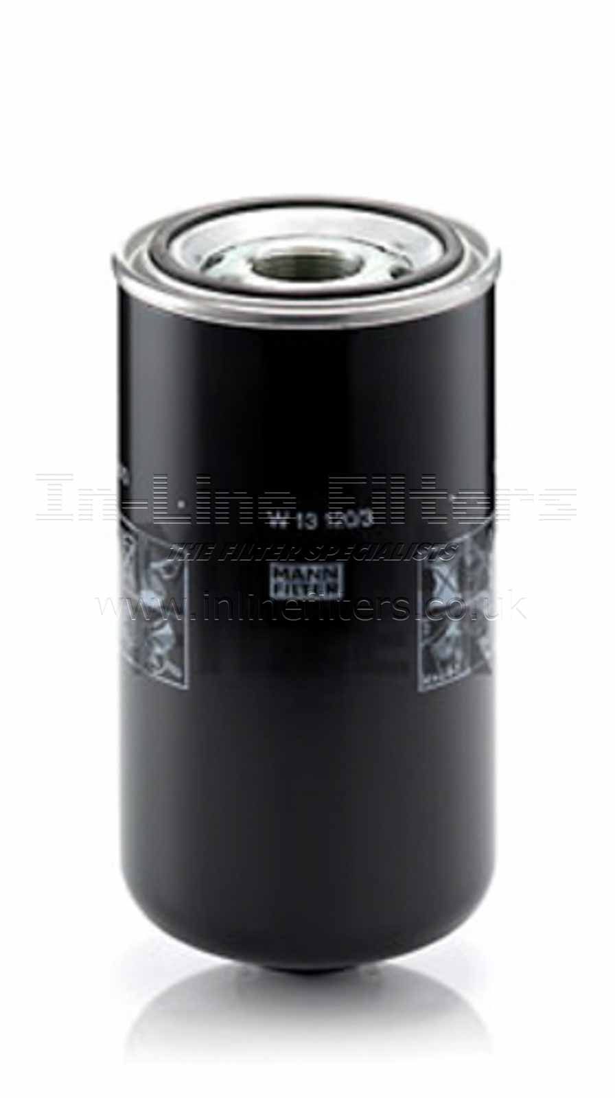FMH-W13120-3 FILTER-Lube(Brand Specific-Mann W13120/3) - Click Image to Close