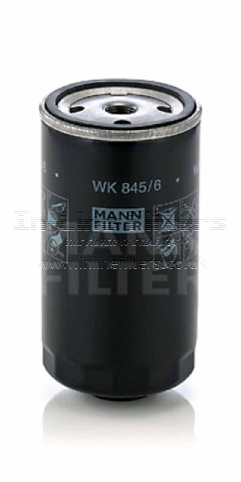 FMH-WK845-6 FILTER-Fuel(Brand Specific-Mann WK845/6) - Click Image to Close