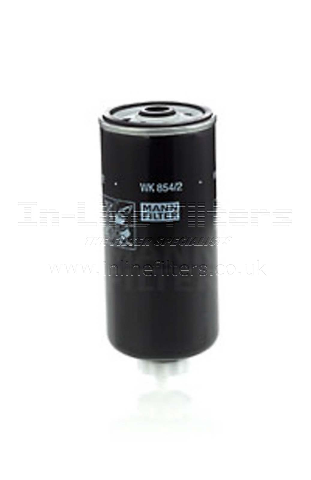 FMH-WK854-2 FILTER-Fuel(Mann WK854/2) - Click Image to Close