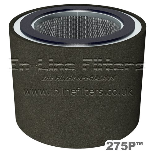 FSB-275P FILTER-Air(Brand Specific-Solberg 275P) - Click Image to Close